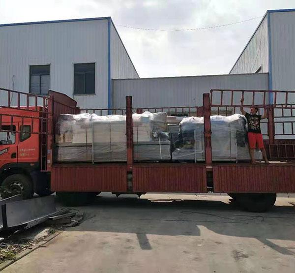 发货现场:佰锐BR-12SF型贝博ios下载电脑ballbet贝博网页登录发往沧州市