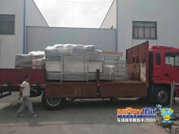 发货现场:佰锐BR-9S型贝博ios下载电脑ballbet贝博网页登录发往武汉市
